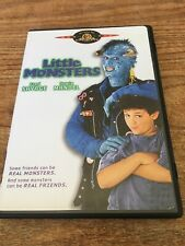 Little Monsters 1989 DVD MGM Fred Savage Howie Mandel