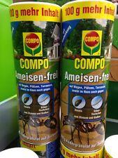 Compo Ameisen-Frei 600g Ameisengift Streu- & Gießmittel 2x500g=1000g+200g extra!