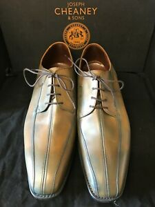 JOSEPH CHEANEY , BRAND NEW , ALL LEATHER  CLEARANCE BARGAIN, SIZE 10.5 UK