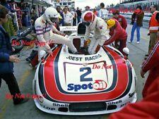Jurgen Barth & Volkert Merl Porsche 908/03 Nurburgring 1000 Km 1981 Photograph