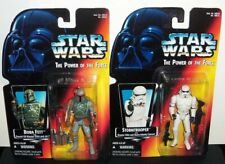 STAR WARS - POTF BOX LOT * RED CARD