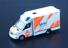 "Herpa H0 - 924467: MB Sprinter mit Fahrtec-Aufbau ""Fahrtec-Sonderfahrzeuge"""