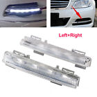 Daytime Running Light DRL Fog Light Left & Right fit for Mercedes-Benz W204 W212