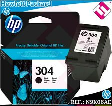HP TINTA NEGRA 304 ORIGINAL CARTUCHO NEGRO NORMAL HEWLETT PACKARD OFERTA TOP