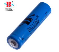 Batteria Ricaricabile Alta Potenza Bailong Blu JBF 18650 da 8800mAh Li-ion 3.7V