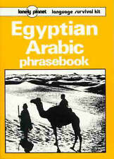 Egyptian Arabic (Lonely Planet Phrasebook), Scott Wayne, Used; Very Good Book