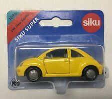 Siku VW Beetle Yellow Siku Super Series 1096 - Germany