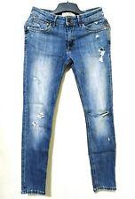 Bershka Distressed Skinny Jean