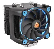 Thermaltake Riing Silent 12 Pro Blue, CPU-Kühler (1150, 1151, 1155, 1156, 775)