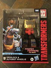 Transformers: The Movie Grimlock & Autobot Wheelie 2-Figure Set