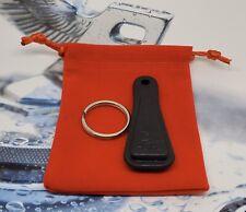 Rolls Royce Key Chain OEM Rubber Rolls Royce Black Rubber Keychain Classic Ring