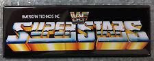 WWF Superstars Arcade Game Marquee Fridge Magnet