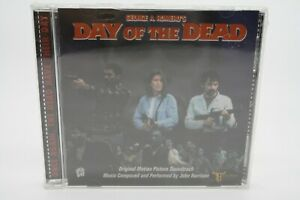 George A. Romero's Day Of The Dead Original Motion Picture Soundtrack + DVD Film