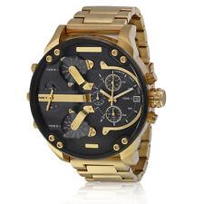 Men's US Fashion Luxury Watch Stainless Steel Sport Analog Quartz Wristwatches