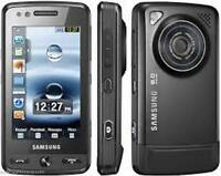 SAMSUNG M8800 PIXON TOUCH MOBILE PHONE - UNLOCKED WITH NEW CHARGER AND WARRANTY
