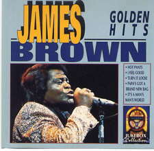 JAMES BROWN -  Golden hits - CD album