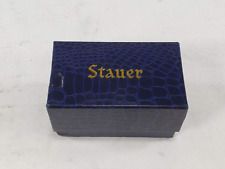 Stauer Authentic Mens Silver Classic Timepieces Wrist Watch