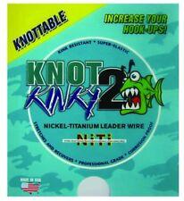 NEW! Knot2Kinky NT01015 Wire 25-Pound, 15 Feet