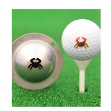 Latta Coppa Metallo Palla da Golf Stampino - Chesapeake Design - Acciaio Inox