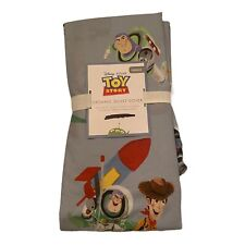 POTTERY BARN KIDS Disney Toy Story Toddler Duvet Cover Baby 36x50 Inches Organic