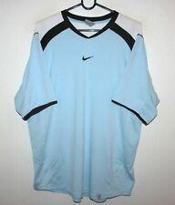 Vintage Nike Court blue tennis shirt Size L