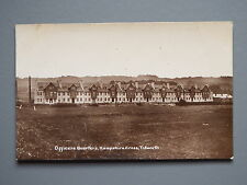R&L Postcard: Officers Quarters, Hampshire Cross, Tidsworth, Army/Military Camp