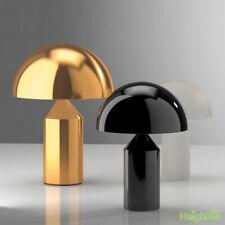 Nordic Creative Mushroom Table Lamp Metal Desk Lamp Fashion Classic LED Lighting