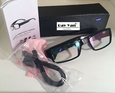 CAMERA  GLASSES DVR SLIM GLASSES 720P VIDEO RECORDER & AUDIO MICROPHONE
