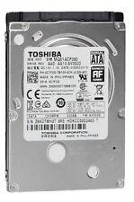 "NEW Toshiba Thin 500GB 7200RPM SATA 2.5"" Laptop HDD Bare Drive MQ01ACF050 512GB"