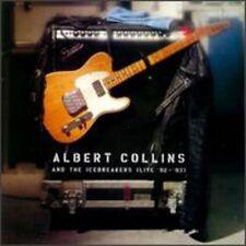 Albert Collins, Albert Collins & Icebreakers - Live 92-93 [New CD] Manufactured