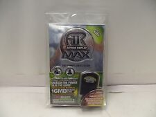 New Sealed XBox AR Action Replay MAX The Ultimate Cheat System w/ 16MB Mem Card