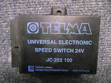 MERCEDES 811 814 TELMA Unità ECU Speed Switch 24V JC 252 100 / jc252100