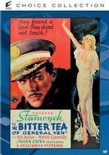 Bitter Tea of General Yen 0043396437388 With Barbara Stanwyck DVD Region 1