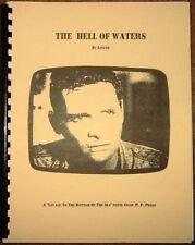 "Voyage To Bottom Sea Fanzine ""The Hell of Waters"" SLASH Novel"