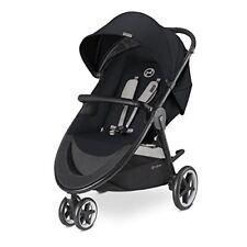 Poussettes et systèmes combinés de promenade noirs Cybex pour bébé dès la naissance