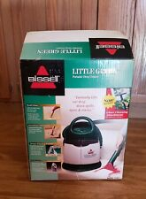 Bissell Little Green TurboBrush Portable Small Area Deep Cleaner 1720-1 Open Box