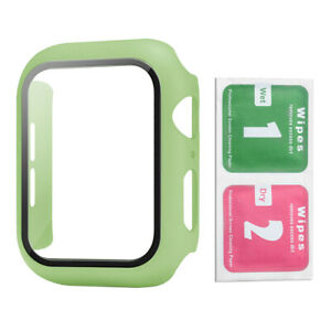 Tempered Glass Screen Protector For Apple iWatch 6/5/4/3/2/1/SE 38/40/42/44mm 1x