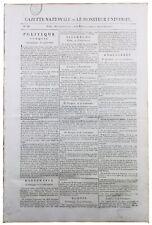 Campagne d'Egypte 1798 Bonaparte Le Caire Alexandrie Chevalier de Malte Italie