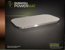 Wireless Charger Duracell Powermat for 2 Devices (PMA compatible) White
