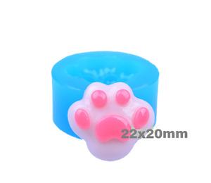 ZAMPETTA Stampo in silicone gomma siliconica mold per resina gesso fimo premo