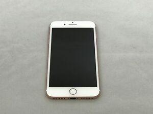 Apple iPhone 7 Plus 128GB Rose Gold Unlocked Good Condition