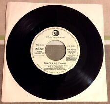 """THE YARDBIRDS / SHAPES OF THINGS - YOU'RE A BETTER MAN - 7"""" (Italy 1966 - PROMO)"""