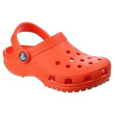 Crocs Classic Childrens Clogs Summer Beach Croslite Kids Boys Girls Sandals Shoe