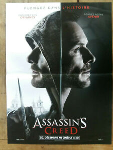 Poster Assassins Creed Michael Fassbender 40x60cm