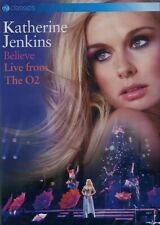 Katherine Jenkins : Believe - Live from The O2 (DVD)