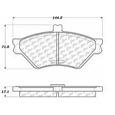 105.06780 - Centric Posi-Quiet Ceramic Disc Brake Pad Set W/HDW Free Shipping!