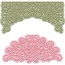 Heartfelt Creations Decorative Medallion HCD1-7144