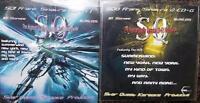 2 DISC FRANK SINATRA KARAOKE CDG SET OLDIES STAR QUEST 32 SONGS CD+G NEW YORK