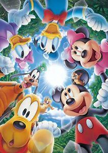 108 Piece Jigsaw Puzzle Connect Disney Kokoro !! (18.2 x 25.7 cm)