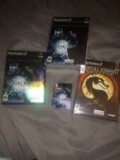 Mortal Kombat Deception Premium Pack Sub-Zero Edition Mortal KOMBAT 1 Bonus Disc